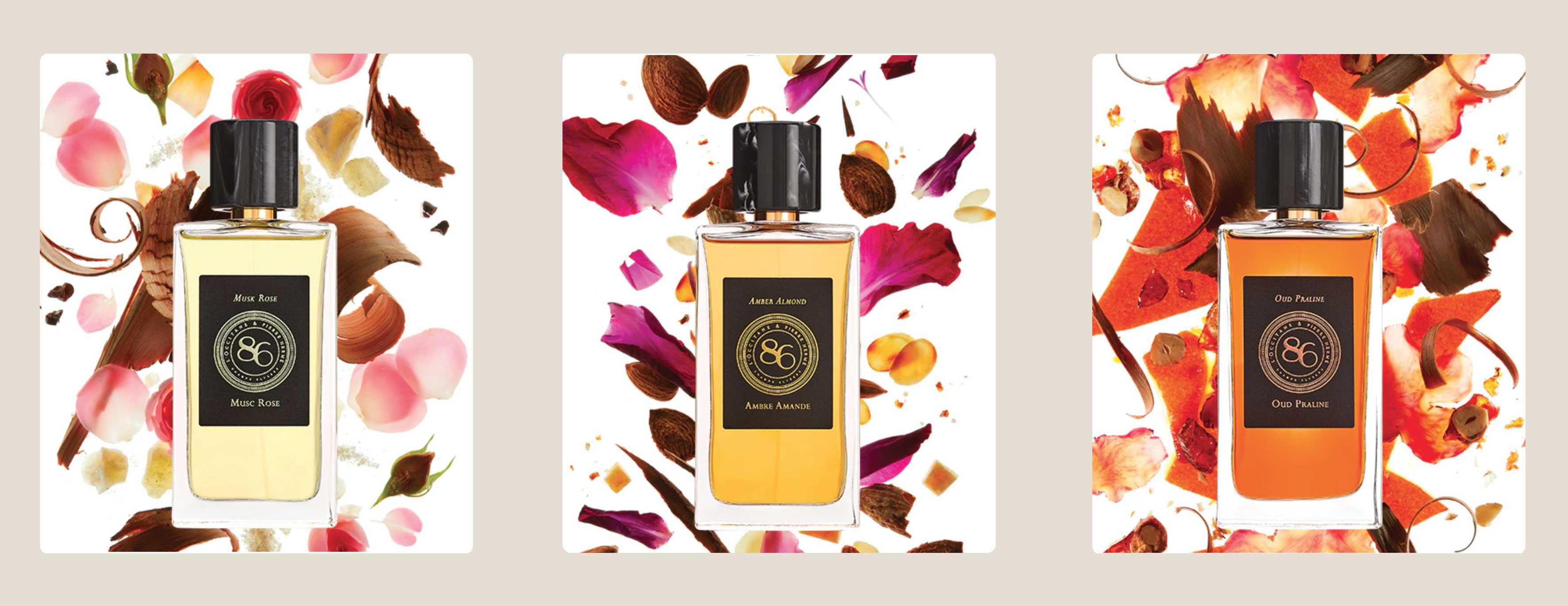 Parfums exclusifs 86Champs pour homme