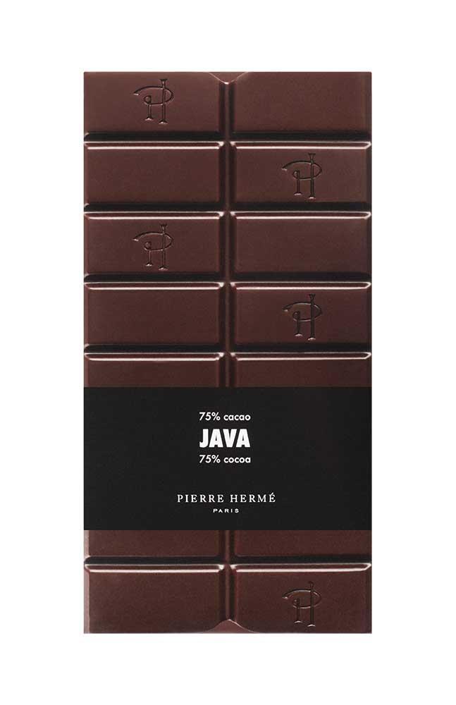 Tablette Chocolat Noir Java